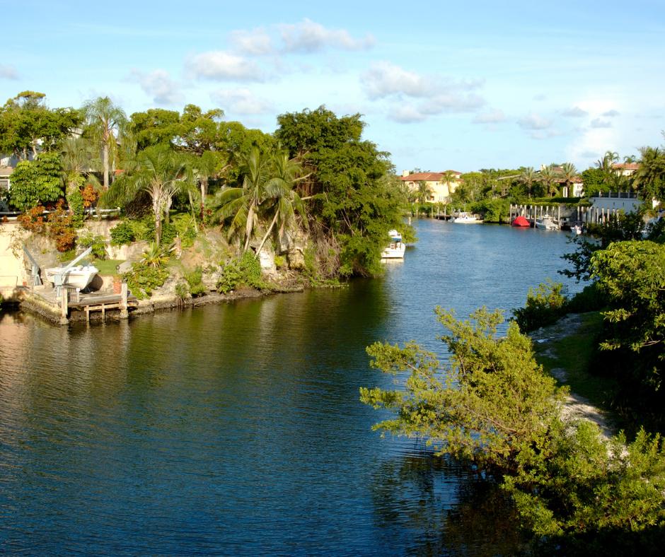 Coral Gables - Waterways