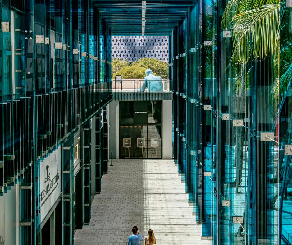 Design District- Shopping