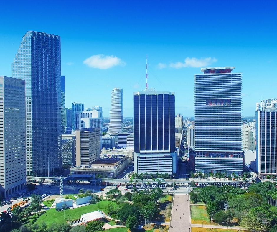 Downtown Miami - Bayfront