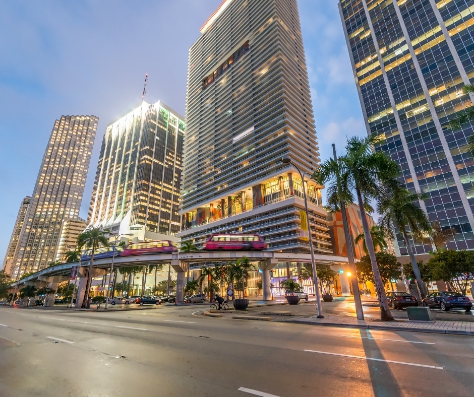 Downtown Miami - 50 Biscayne