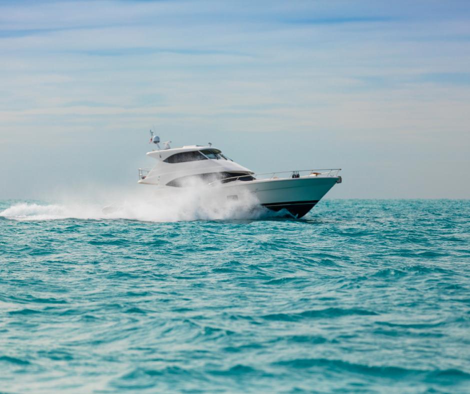 Key Biscayne- boat