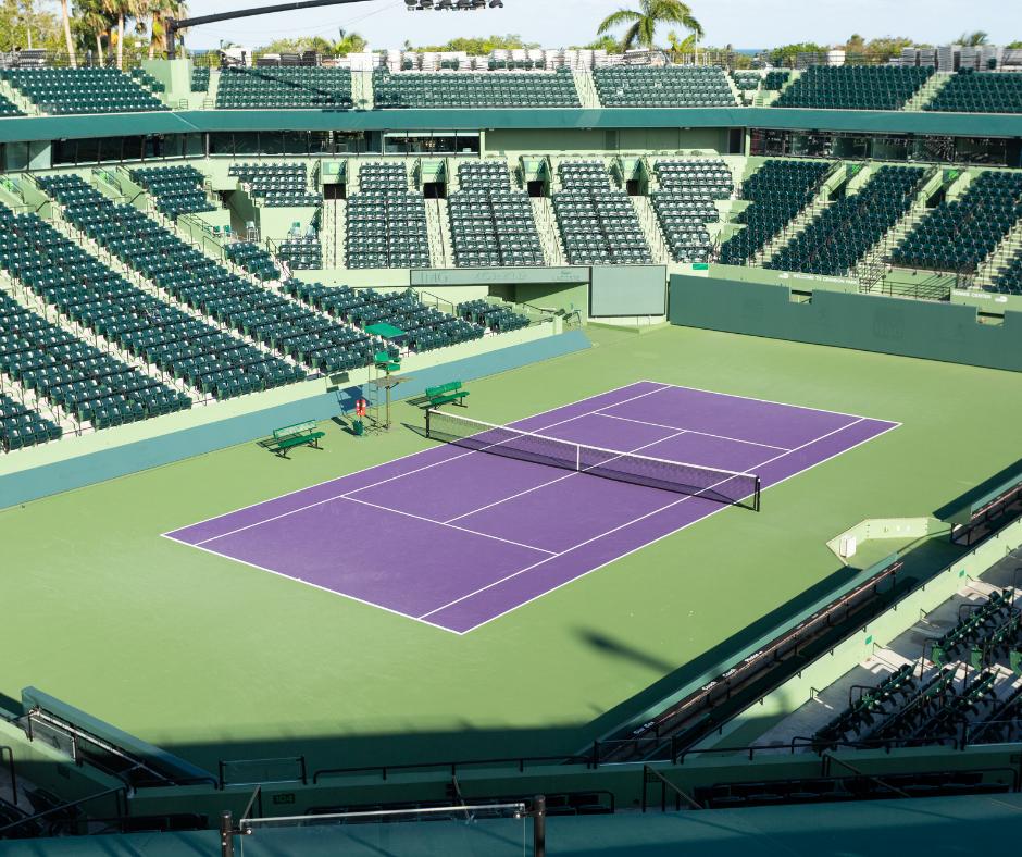 Key Biscayne- tennis