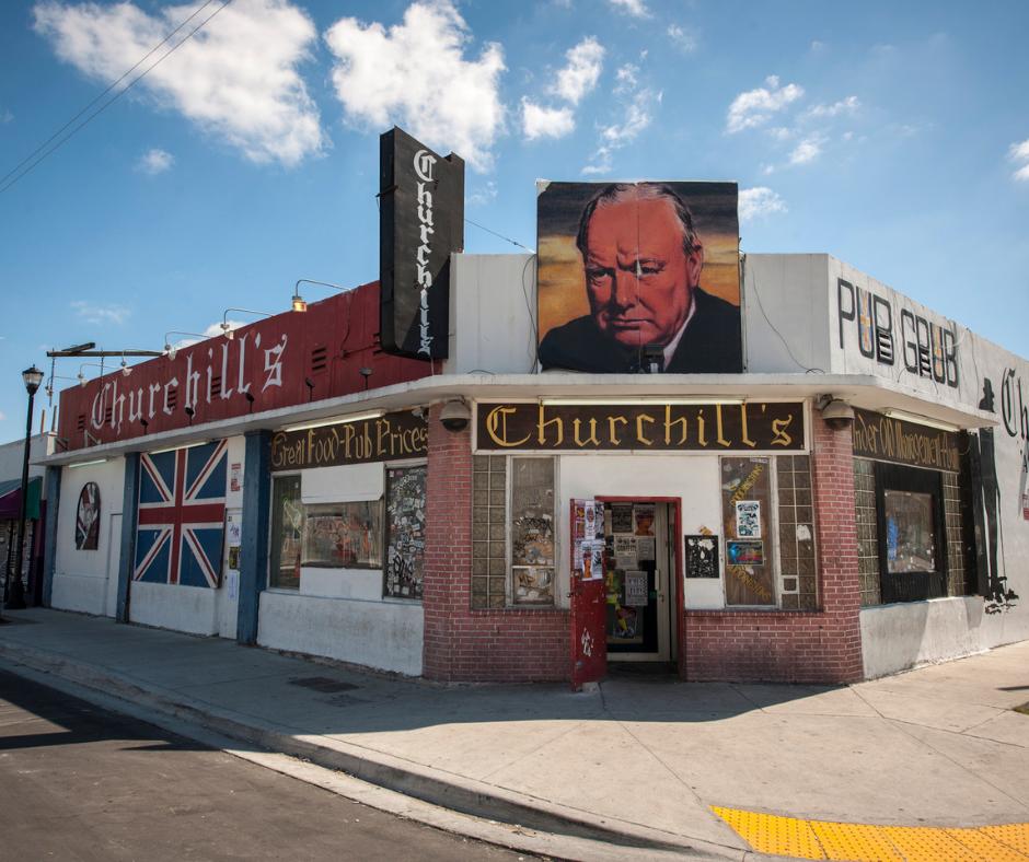 Little Haiti- Pub facade