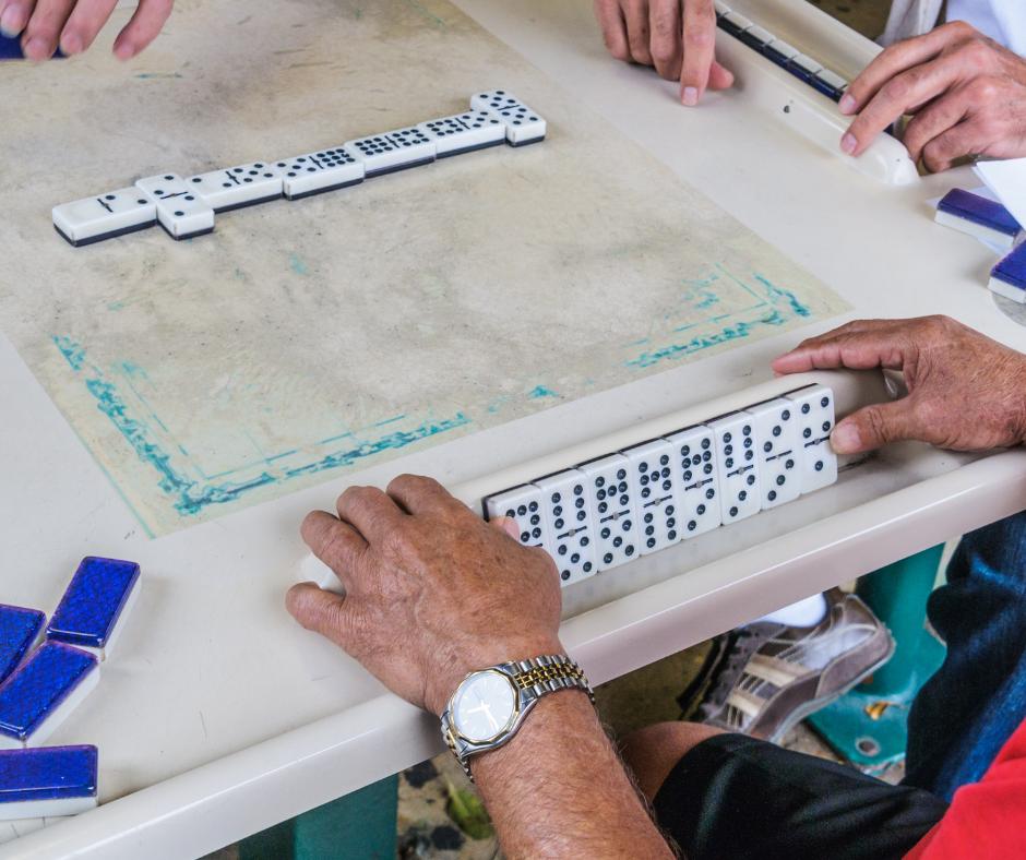 Little Havana- dominoes