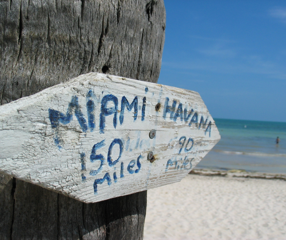 Little Havana- havana sign