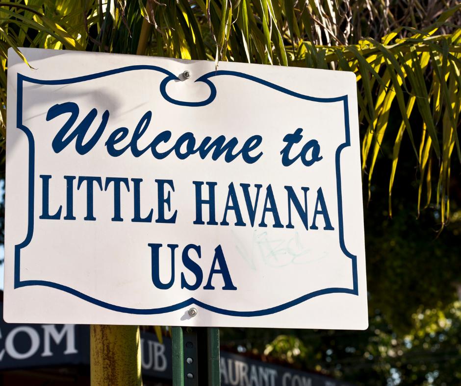 Little Havana- sign