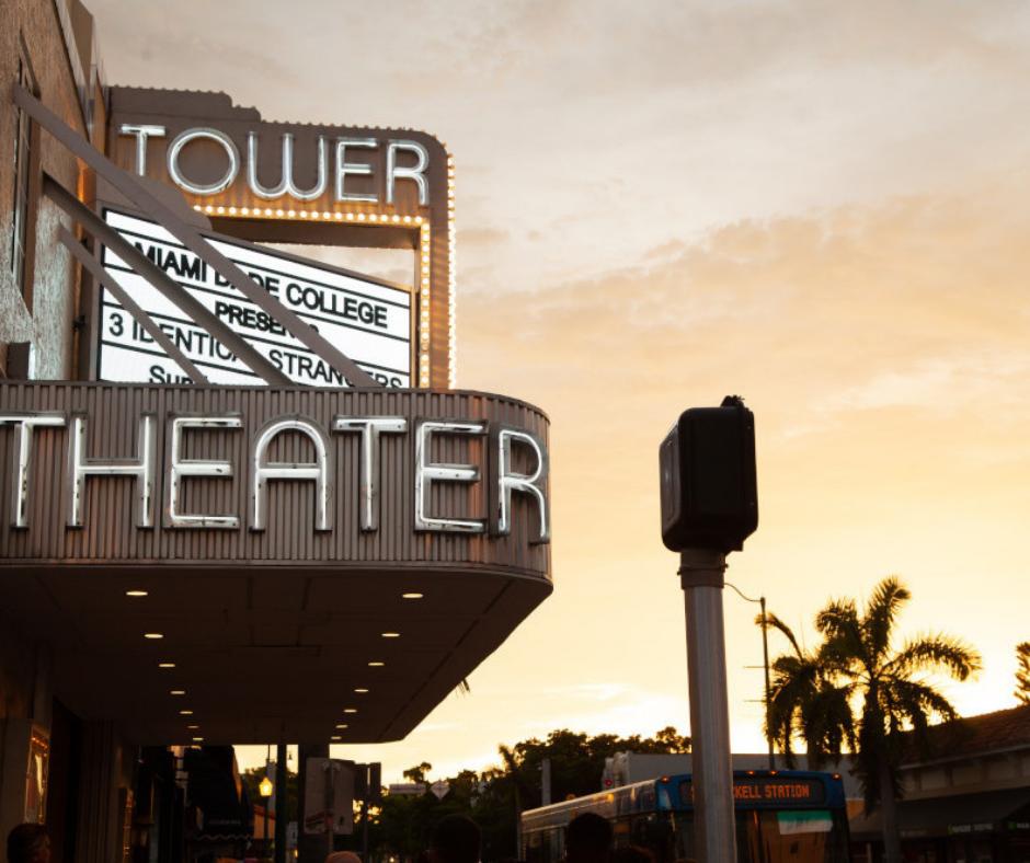 Little Havana- tower theater