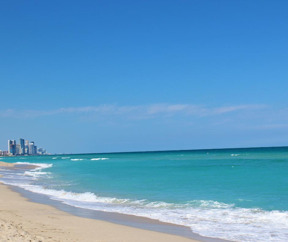 North Beach- Beach