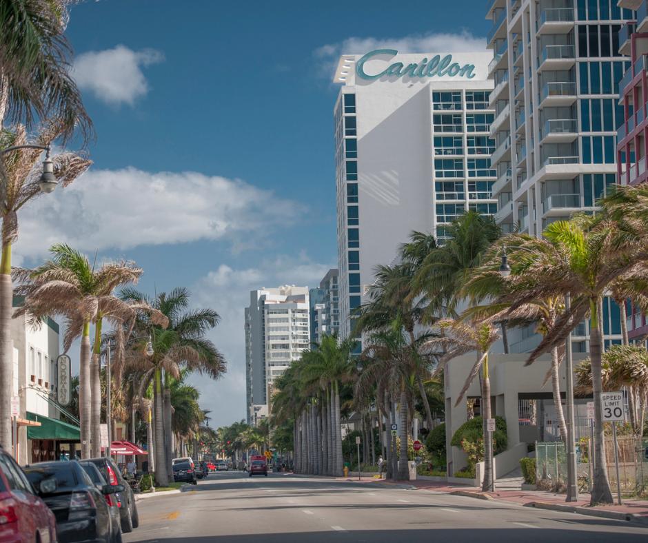 North Beach- hotels