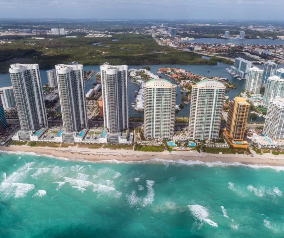 North Miami Beach- aerial (2)