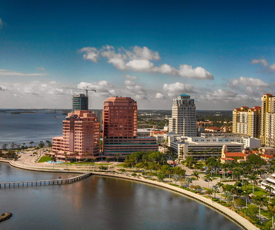 Palm Beach- skyline