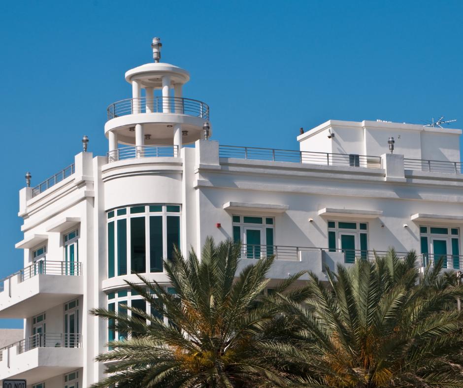 South Beach- building