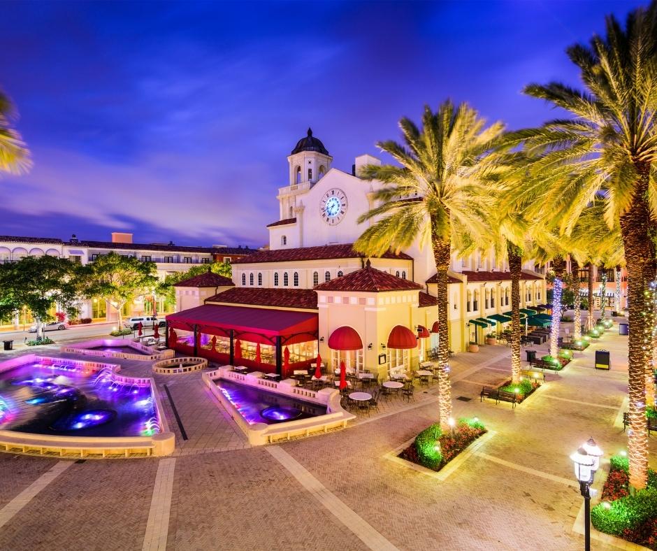 West Palm Beach- Downtown