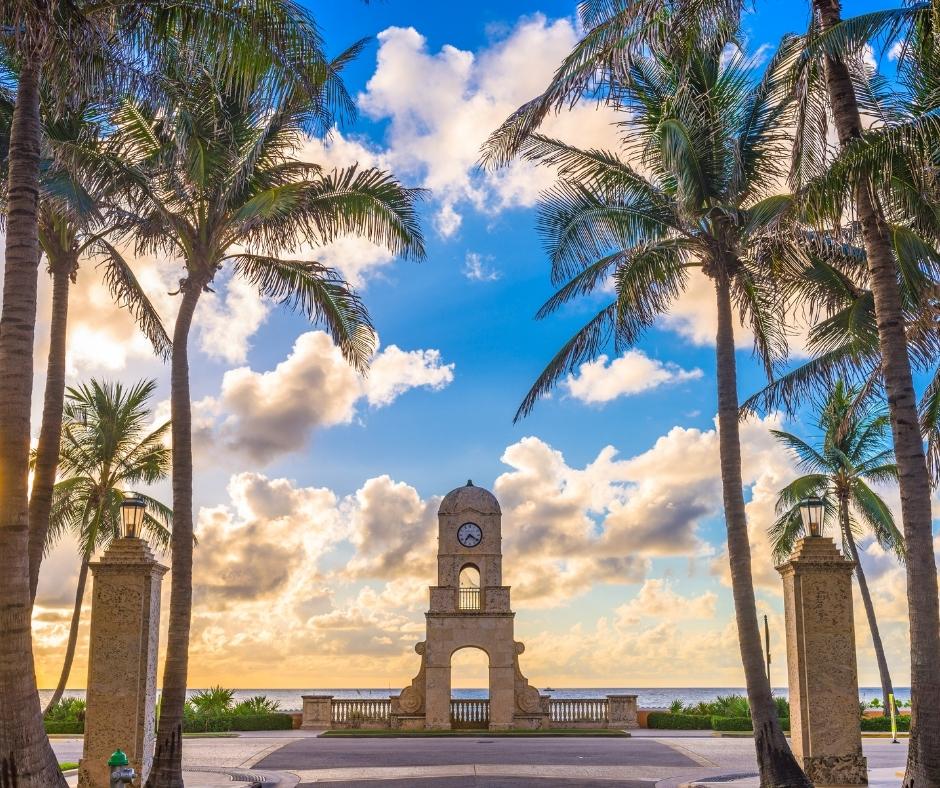 West Palm Beach- Worth Avenue